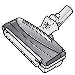 【安心発送】 TOSHIBA 東芝 掃除機 クリーナー用床ブラシ 4145H508 交換部品 交換用ノズル, キタウワグン 94fc82c7