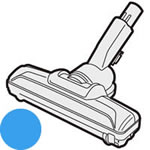 ◆SHARP ◆◆◆シャープ 掃除機用 吸込口◆◆部品コード:217935S014■新品 交換部品 クリーナー用 吸込口 カラー:ブルー系 対応機種:EC-AX120-A