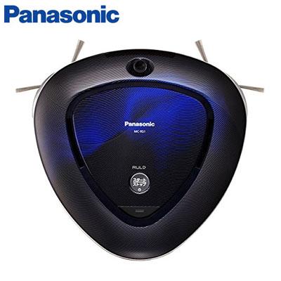 送料無料  パナソニック ■Panasonic■ ロボット掃除機RULO ルーロ ダニ取りクリーナー MC-RX1S-K MC-RX1S-W (MC-RS1のパナソニック専門店モデル)ランキング 最安挑戦