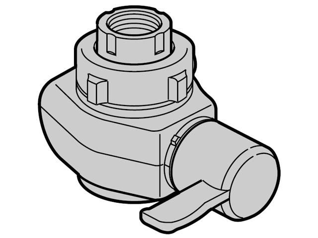 クリアランスsale 期間限定 パナソニック Panasonic TKAS30L4097 整水器 浄水器 ハンドル 水切替レバー部品コード:TK7205H4098はTK7205H4097 パナソニックアルカリイオン整水器用 TKAS30L4097の共用部品へ変更です 新品未使用正規品 定形外郵便対応可能
