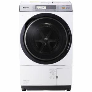 Panasonic 純正部品コード:NA-VX7700R-W  ◆パナソニック ドラム式洗濯乾燥機 (洗濯10.0kg/乾燥6.0kg・右開き) クリスタルホワイト ◆◆ ■新品 純正