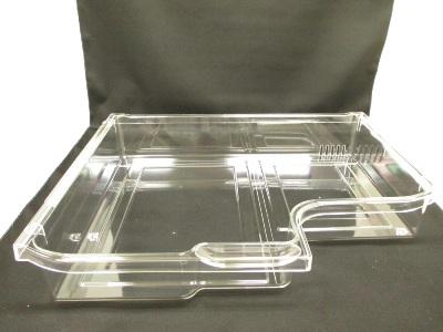 HITACHI(日立)冷蔵庫用 ケ-ス(野菜小物)スライド部品コード:R-S47VM-070 純正部品 消耗品