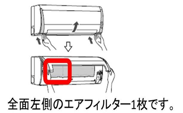 TOSHIBA 東芝 エアコン用エアフィルター 対応機種:RAS-255NR 1枚入り 店内限界値引き中 セルフラッピング無料 左用 エアコン用フィルター お洒落 前面左用43080483⇒43080513でお届対応機種:RAS-255NR 定形外郵便対応可能