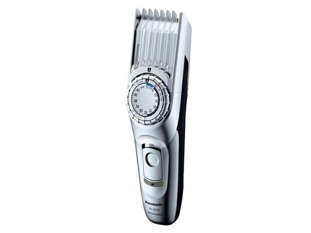 【あす楽★20】Panasonic(パナソニック) 部品コード:ER-GC70-S  メンズヘアーカッター(シルバー調)