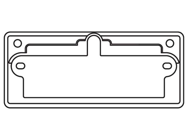 パナソニック 直営店 トイレ 交換部品 便座 リモコンホルダー 宅コ Panasonic パナソニック温水洗浄便座用 定形外郵便対応可能 リモコンホルダー部品コード:DL0DCP-Z5H お気に入