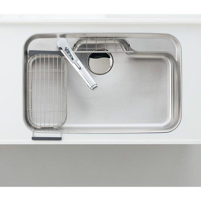 【定形外郵便対応可能】Panasonic(パナソニック)キッチン用 スキマレスシンク ステンレスタイプ用オプション 「水切りカゴ」Mタイプ用 部品コード:QS36SC4C2 交換部品