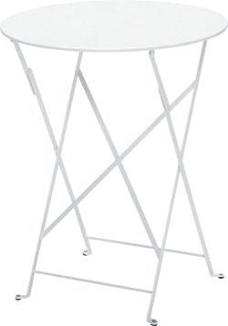 ビストロテーブル60 W(ホワイト)