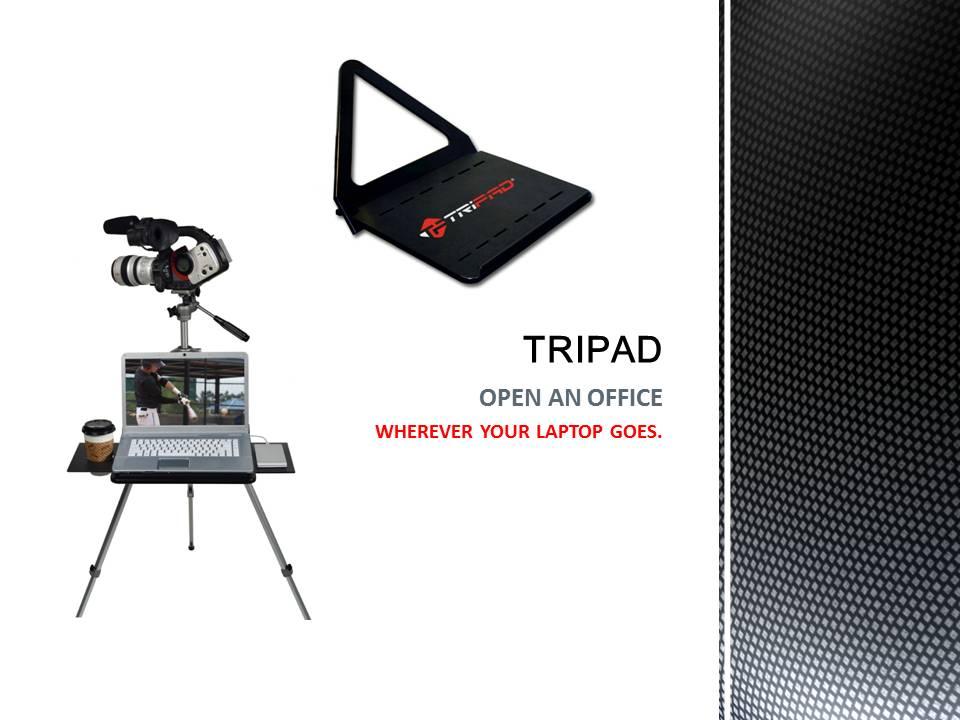 TRIPAD 旅行 (三腳架相機三腳架為 PC 板、 攝像機、 PC 板、 iPad 專案)