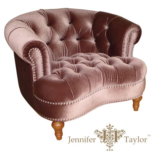 Seat Sofa La Rosa Brown, Jennifer Taylor Furniture