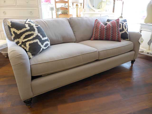 Beau Furniture American Three Seat Sofa Jonathan Lewis Eames SensuCement