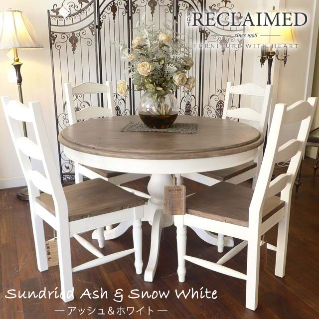 Attrayant Dining 5 Point Set CD013 Imported French Country Dining Set 5 Dining Table  Set Pine Ash U0026 White Country Chairs Chairs Solid Dining Table