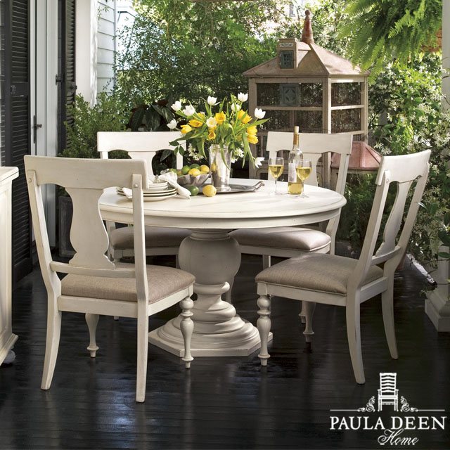 Usfurniture | Rakuten Global Market: Import Furniture Outlet Five Points Dining  Set PaulaDeen