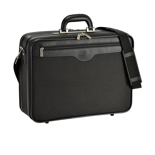 送料無料 ブリーフケース アタッシュケース ソフトアタッシュ メンズ ビジネスバッグ A3サイズ収納 45cm 21219