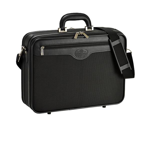 送料無料 ブリーフケース アタッシュケース ソフトアタッシュ メンズ ビジネスバッグ B4ファイル収納 42cm 21220