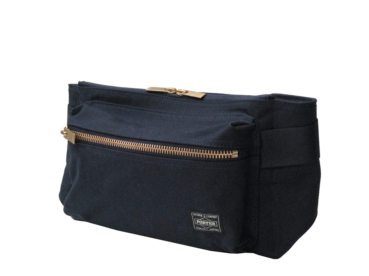 (Only in JAPAN.) 吉田カバン PORTER SPEC WAIST BAG スペック ウエストバッグ 580-19605 (This product is not for overseas customer.)