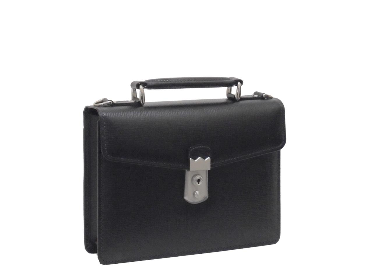 青木鞄 Lugard・BALBOS ラガード・バルボス メンズ カブセ セカンドバッグ 4412 MADE IN JAPAN(日本製)