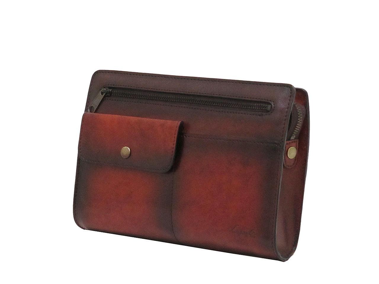 青木鞄 Lugard・G3 ラガード・ジースリー メンズ セカンドバッグ 5214 MADE IN JAPAN(日本製)