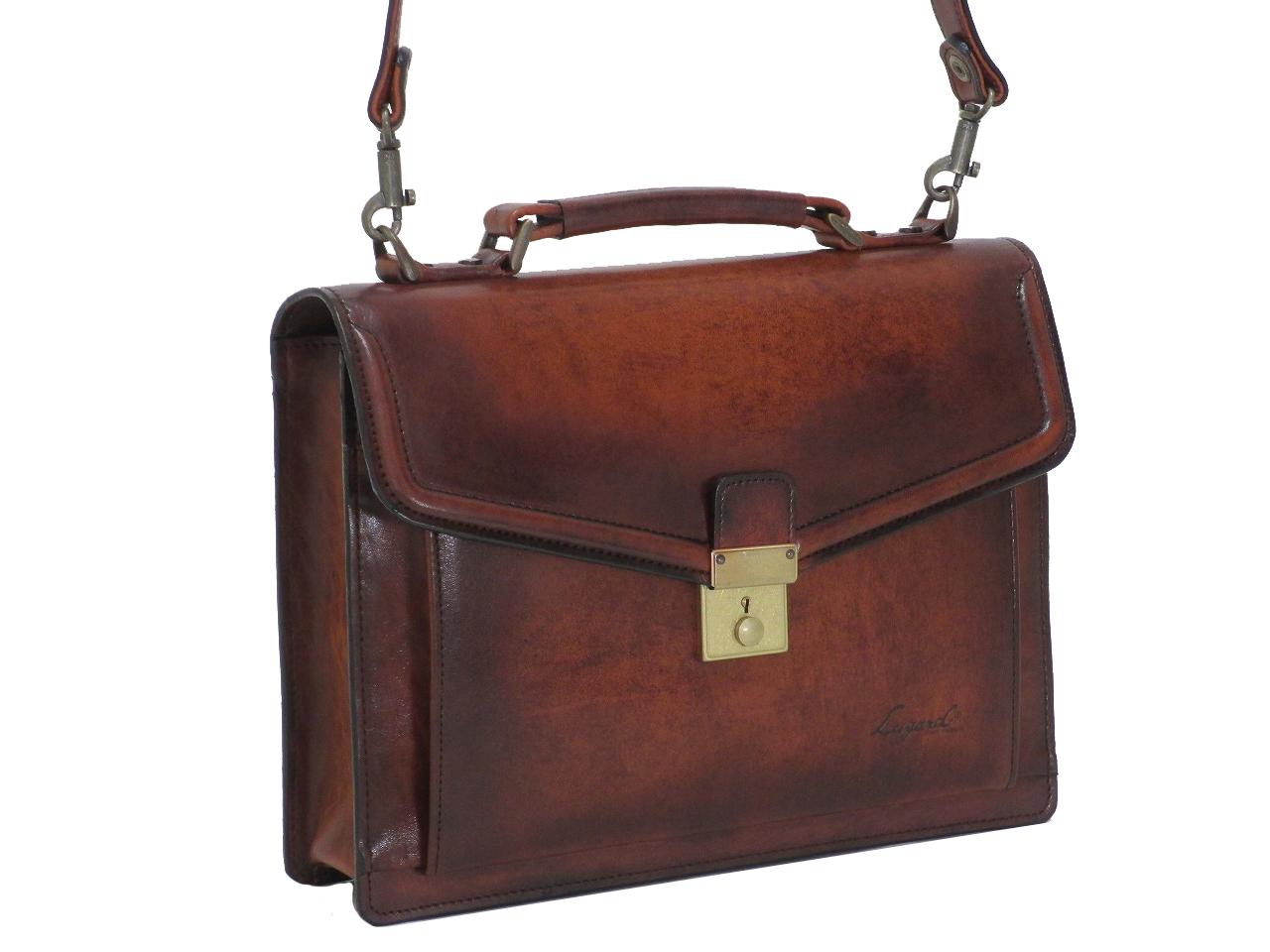 青木鞄 Lugard・G3 ラガード・ジースリー メンズ 2WAYカブセセカンドバッグ 5218 MADE IN JAPAN(日本製)