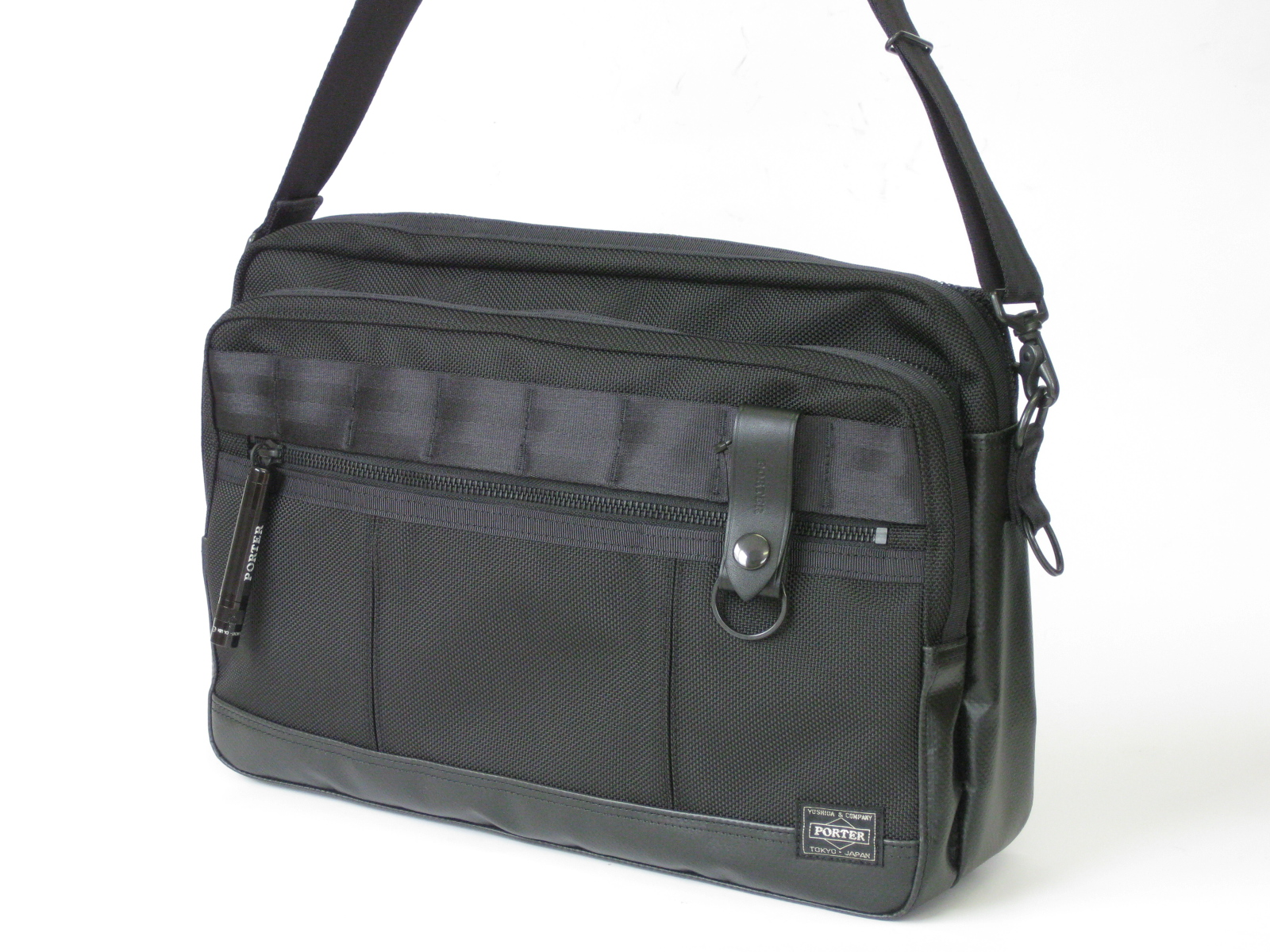 (Only in JAPAN.) 吉田カバン PORTER ポーター ヒート ショルダーバッグ 703-07969 (This product is not for overseas customer.)