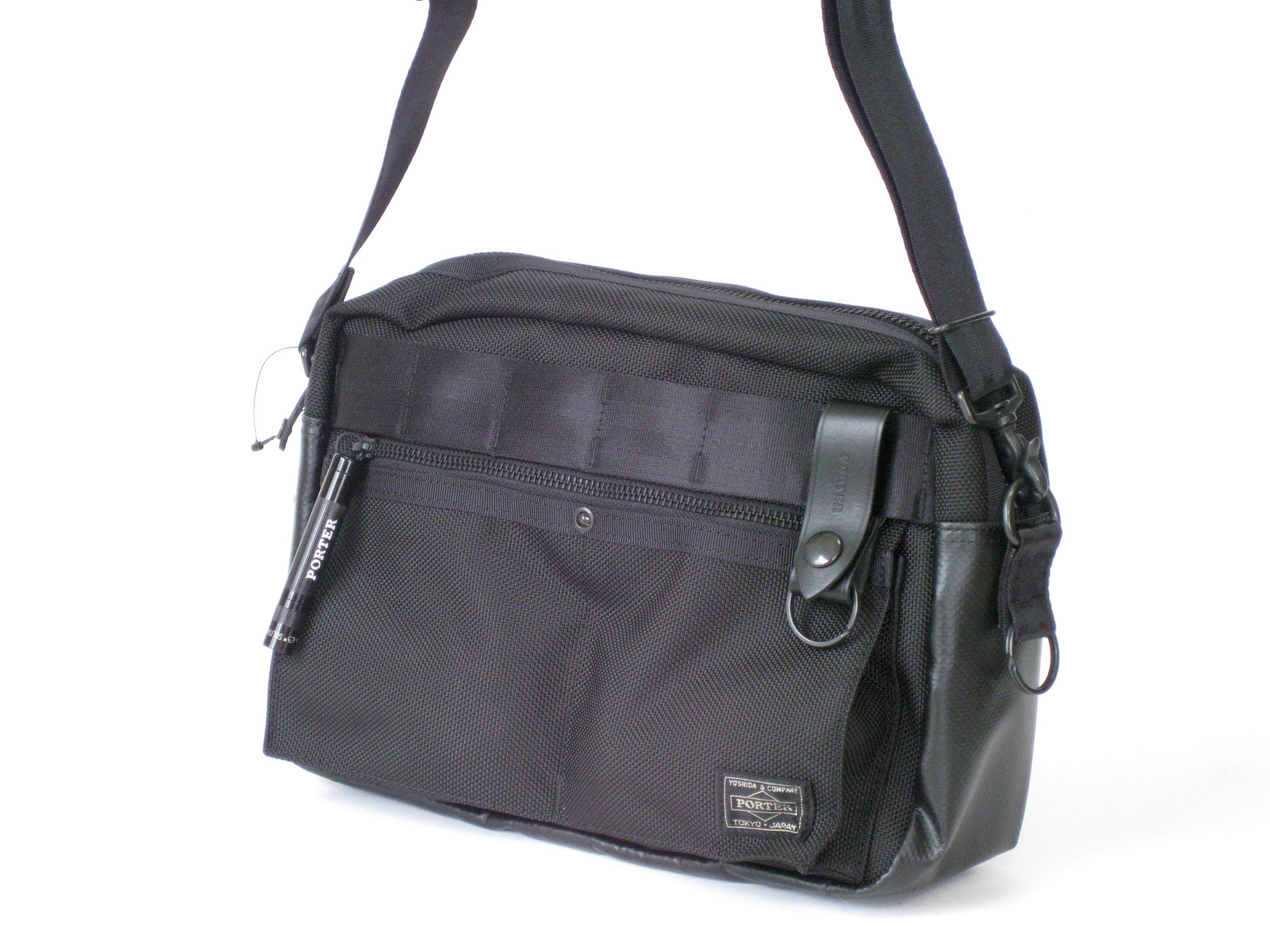 (Only in JAPAN.) 吉田カバン PORTER ポーター ヒート ショルダーバッグ 703-07970 (This product is not for overseas customer.)