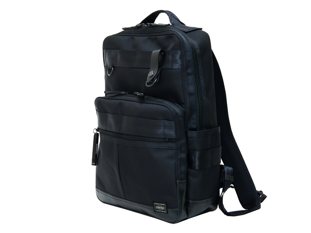 (Only in JAPAN.) 吉田カバン PORTER ポーター ヒート リュック デイパック 703-17932(This product is not for overseas customer.)