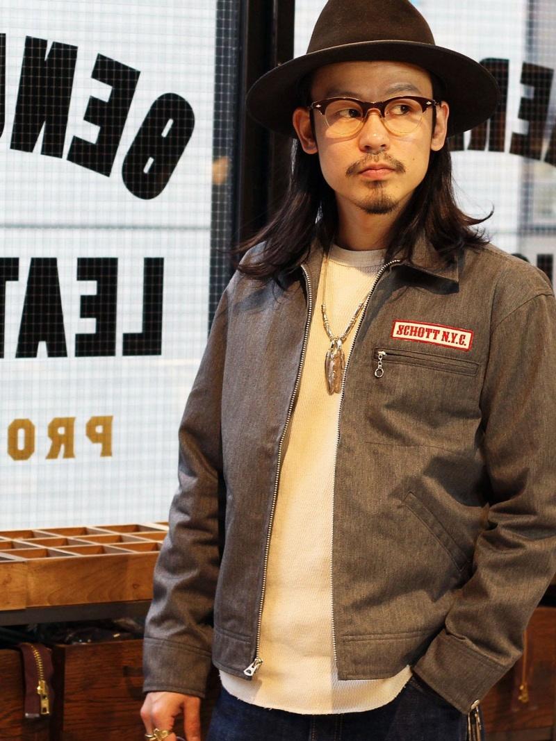 Rakuten Fashion TCWORKJACKET ワークジャケット schott ショット コート ジャケット ブルゾン ブラック ベージュ ネイビー 送料無料cK1JlF
