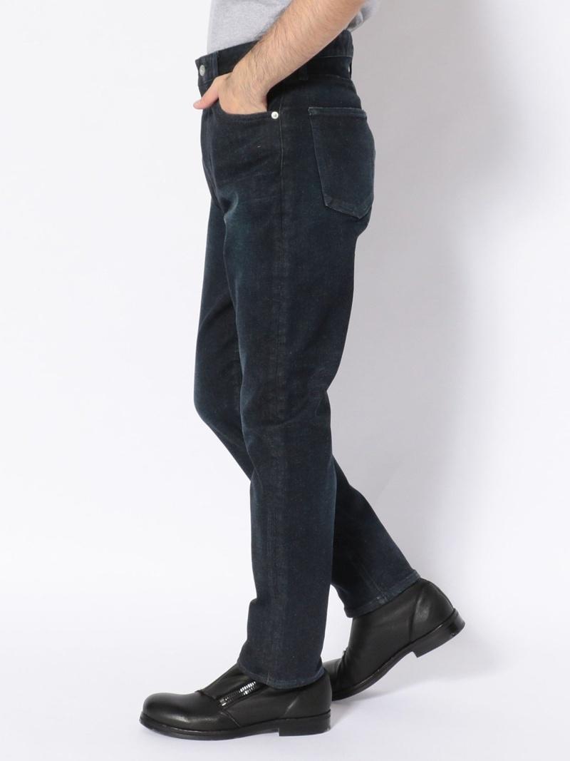 Rakuten Fashion STRETCHTAPEREDINDIGODENIM ストレッチテーパードインディゴデニム schott ショット パンツ ジーンズ フルレングス ブルー 送料無料w8nvNm0