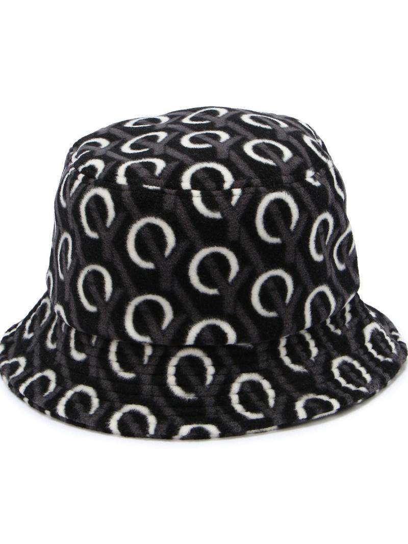 LHP メンズ 帽子 ヘア小物 エルエイチピー Rakuten Fashion OY オーワイ 送料無料 AL完売しました グリーン BUCKET HAT 優先配送 ブラック バケットハット 帽子その他 MONOGRAM