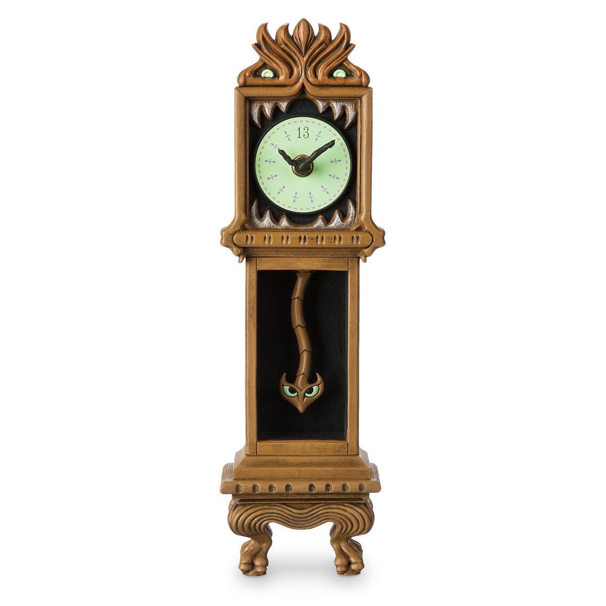 【予約商品】US版ディズニー ホーンテッドマンション クロック(時計・インテリア・置き物)