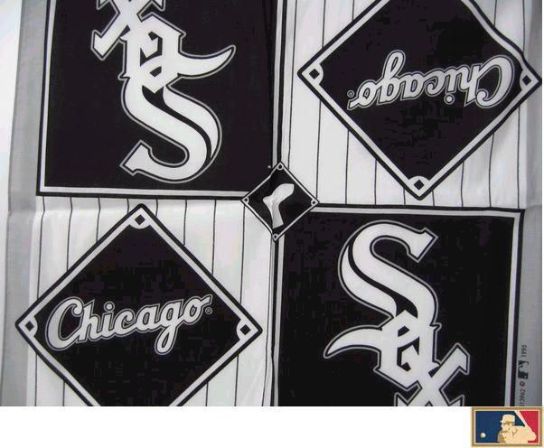 日本正規品 MLBバンダナ シカゴ 保証 ホワイトソックス