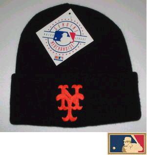 1枚ならメール便で送料無料 MLB メジャーニットキャップDX ニューヨーク メッツ 流行のアイテム 新作からSALEアイテム等お得な商品満載 BK