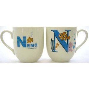 Initial mug cup (N) disney