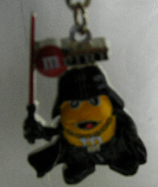 Star Wars M-PIRE metal key chain ★ Darth Vader