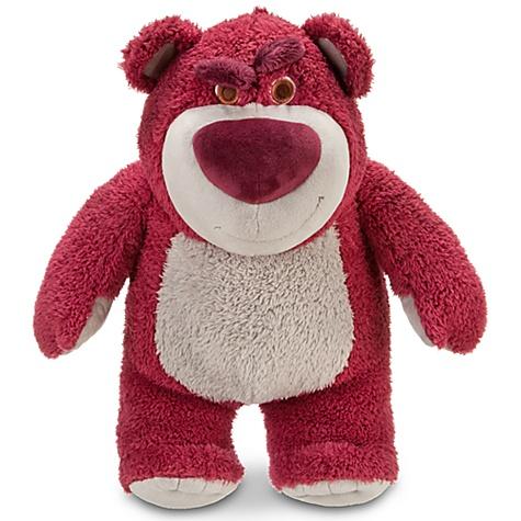 Disney Toy Story 3 ロッツォハグベアプラッシュ stuffed toy for US
