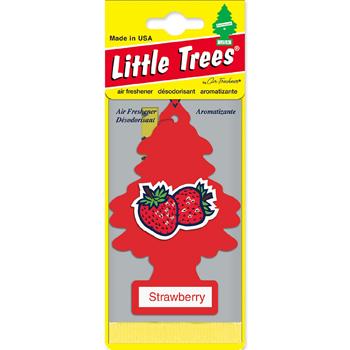 リトルツリー 返品送料無料 little tree 1piece ストロベリー Strawberry 5枚以上のご注文で送料無料 爆買い新作