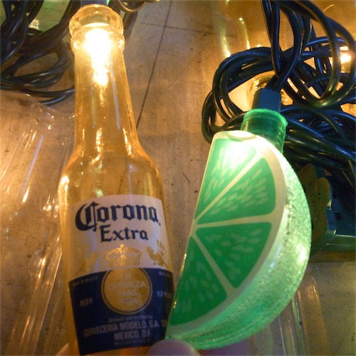 【コロナビール】【ボトルライト】【CORONA EXTRA】【BOTTLE LIGHT】お部屋バー計画