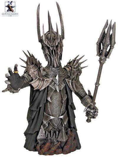 サウロン・ミニバスト ロードオブザリング/ジェントルジャイアント社製 Lord Of The Rings - Mini-Bust: Sauron Ringbearer