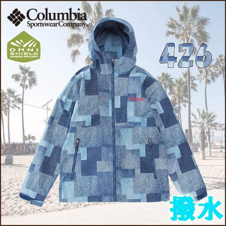 コロンビア ユニセックス ヘイゼンパターンドジャケット【撥水・速乾】 /Columbia【2018SS】【レインコート】【アパレル】