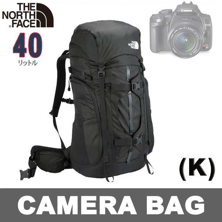 ノースフェイス バックパック テルスフォト40リットル 【Mサイズ】/ North Face TELLUS PHOTO 40【撮影機材用】【バッグ】【リュック】【カード分割】