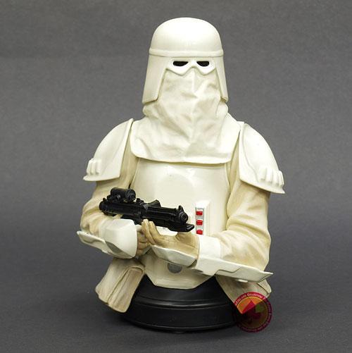 スターウォーズ ミニバスト スノートルーパー/Star Wars - Mini Bust: Snowtrooper