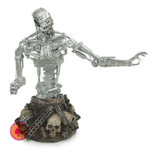 【送料無料】ターミネーター4 T-RIP ミニバスト/Terminator4 T-RIP BUST【カード分割】