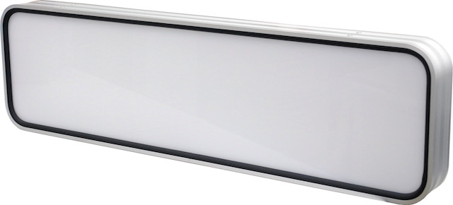 LEDアルミ看板灯大 24V【アクリル板付き】