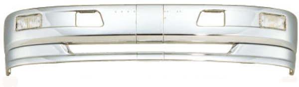 クルージングタイプバンパー4tワイドH430 W2260<代引不可>