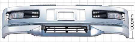 スーパーグレートタイプバンパー大型H600<代引不可>