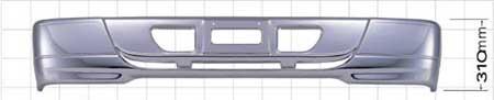 S310スペシャルバンパー2tワイド車用H310<代引不可>