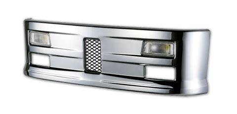 アイマックスバンパー 軽トラック用(メッシュ) H400 幅1,450