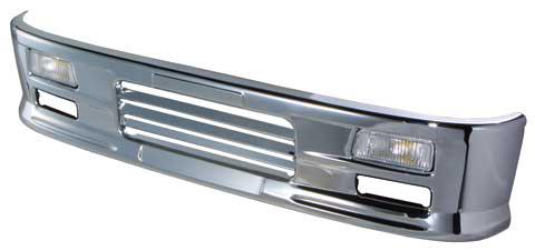 アイマックスバンパー 2t標準用 ルーバータイプH330 幅1,700