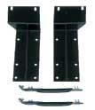 810/GIGAダンプ用グレートタイプバンパー取付ステー