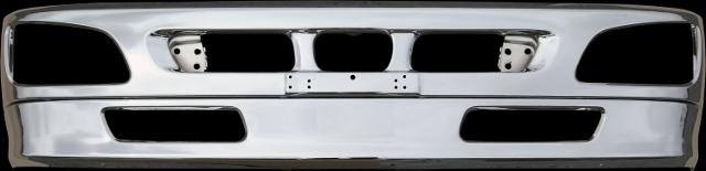 エアループレンジャー4tワイド車専用バンパー