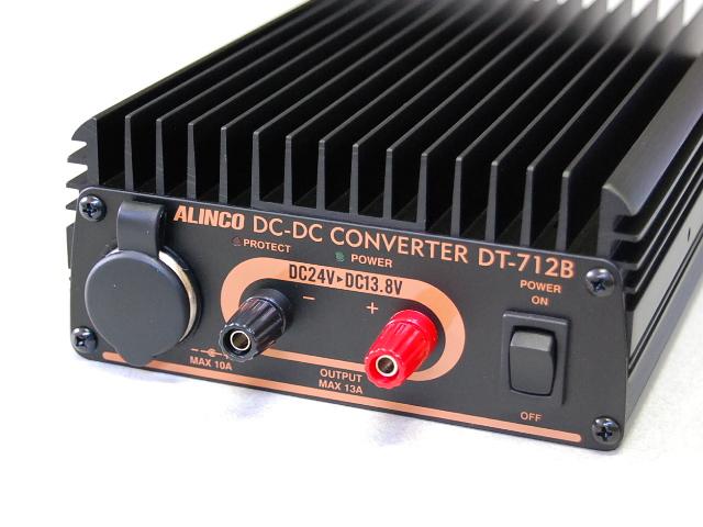 DC/DCコンバーターアルインコ DT-712B(デコデコ)